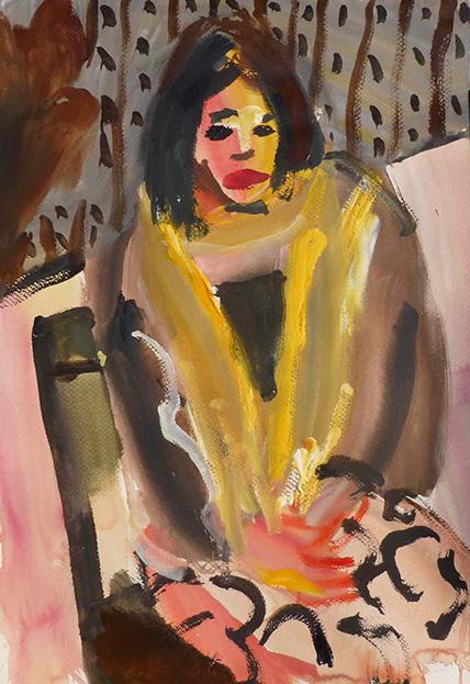花崎昇平展「Colorism」